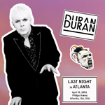 Duran Duran - Last Night In Atlanta (cover)