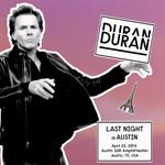 Duran Duran - Last Night In Austin (cover)
