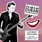 Duran Duran - Last Night In Bethlehem (cover)