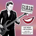 Duran Duran - Last Night In Bethlehem (cover)