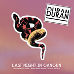 Duran Duran - Last Night In Cancun (cover)