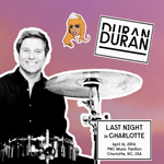 Duran Duran - Last Night In Charlotte (cover)