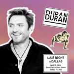 Duran Duran - Last Night In Dallas (cover)