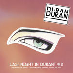 Duran Duran - Last Night In Durant 2 (cover)