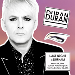 Duran Duran - Last Night In Durham (cover)