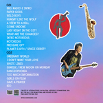 Duran Duran - Eden Project (BBC2 Radio Broadcast) (back cover)