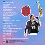 Duran Duran - Eden Project (back cover)