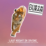Duran Duran - Last Night In Irvine (cover)