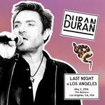 Duran Duran - Last Night In Los Angeles (cover)