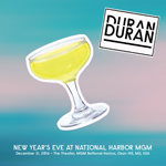Duran Duran - New Year´s Eve At National Harbor MGM (cover)
