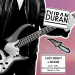 Duran Duran - Last Night In Miami (cover)