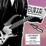 Duran Duran - Last Night In Miami (cover)