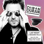 Duran Duran - Last Night In Niagara Falls (cover)