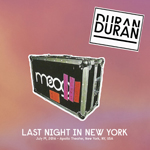 Duran Duran - Last Night In New York (cover)