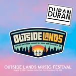 Duran Duran - Outside Lands Music Festival (cover)