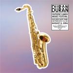Duran Duran - Outside Lands Music Festival LP (cover)