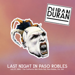 Duran Duran - Last Night In Paso Robles (cover)
