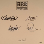 Duran Duran - Paper Gods 4LP (back cover)
