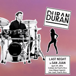 Duran Duran - Last Night In San Juan (cover)