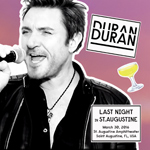 Duran Duran - Last Night In Saint Augustine (cover)