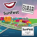 Duran Duran - Sunfest 2016 (cover)