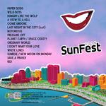 Duran Duran - Sunfest 2016 (back cover)
