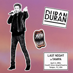 Duran Duran - Last Night In Tampa (cover)