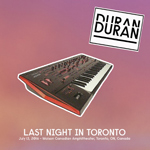 Duran Duran - Last Night In Toronto (cover)