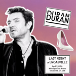 Duran Duran - Last Night In Uncasville (cover)