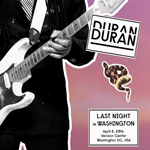 Duran Duran - Last Night In Washington (cover)