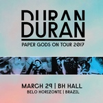 Duran Duran - Paper Gods On Tour - Belo Horizonte (cover)