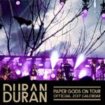 Duran Duran - Calendar 2017 (cover)