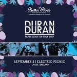 Duran Duran - The Electric Picnic Festival (cover)