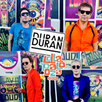 Duran Duran - Lollapalooza Argentina (cover)