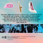 Duran Duran - Paper Gods On Tour - Miami (back cover)
