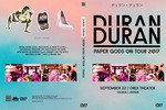 Duran Duran - paper Gods On Tour - Osaka (cover)