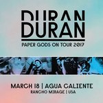 Duran Duran - Paper Gods On Tour - Rancho Mirage 2 (cover)