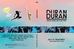Duran Duran - Masonic San Francisco (cover)