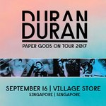 Duran Duran - Village Stage In Singapore (cover)