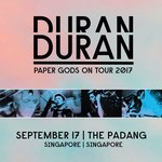 Duran Duran - The Padang In Singapore (cover)
