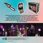 Duran Duran - Special SiriusXM Concert (back cover)