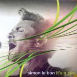Simon LeBon - It´s A Syn LP (cover)