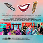 Duran Duran - Paper Gods On Tour - Tokyo (back cover)