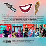 Duran Duran - Paper Gods On Tour - Tokyo (back cover)