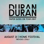 Duran Duran - Paper Gods On Tour - Treviso (cover)