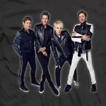 Duran Duran - US Dates Bandshot T-shirt (cover)