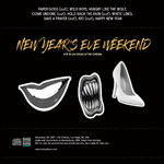 Duran Duran - New Year´s Eve Weekend (back cover)