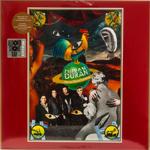 Duran Duran - Budokan LP (cover)