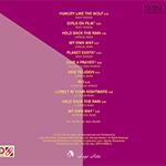 Duran Duran - Carnival (back cover)
