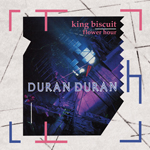 Duran Duran - King Biscuit Flower Hour LP (cover)
